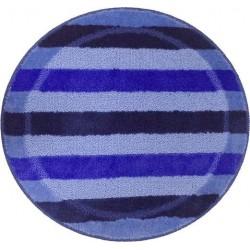 Коврик для ванны SHAHINTEX РР MIX LUX  ? 66 голубой
