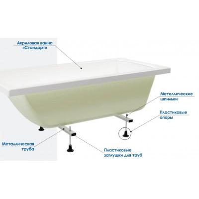 Ножки универсальные для акриловой ванны