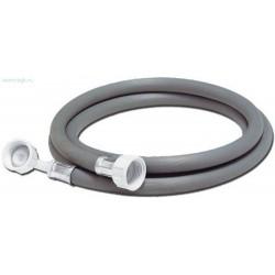 Наливной шланг для стиральной машины 2,5м (Г-Г, угловой, индивид. упак.)